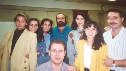 Manuel Carrillo Redactor Informativos COPE 1992