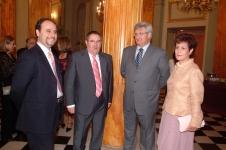 Manuel Carrillo en evento cliente.
