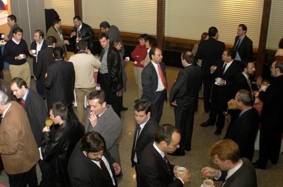 Manuel Carrillo en Debates ICIL 2005
