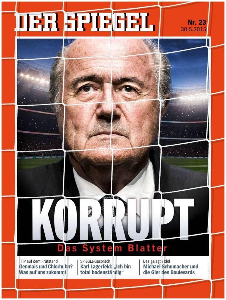 portada Der Spiegel