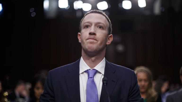 Congress Zuckerberg 2018